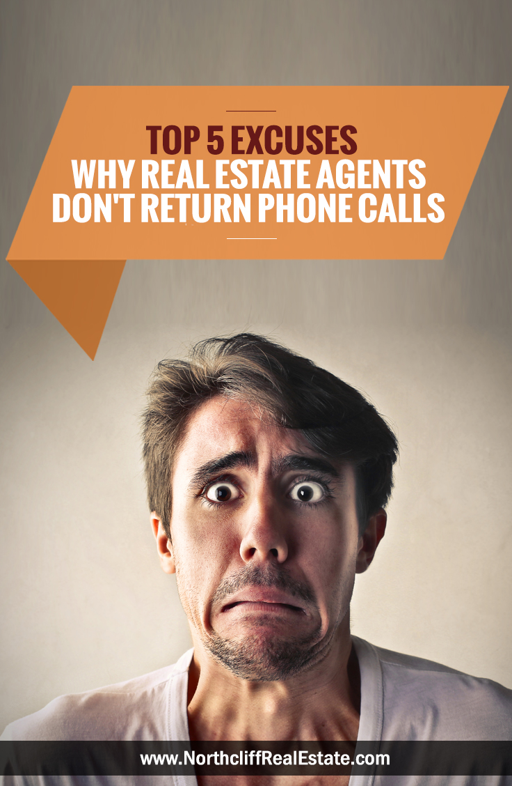 agents dont return phone calls