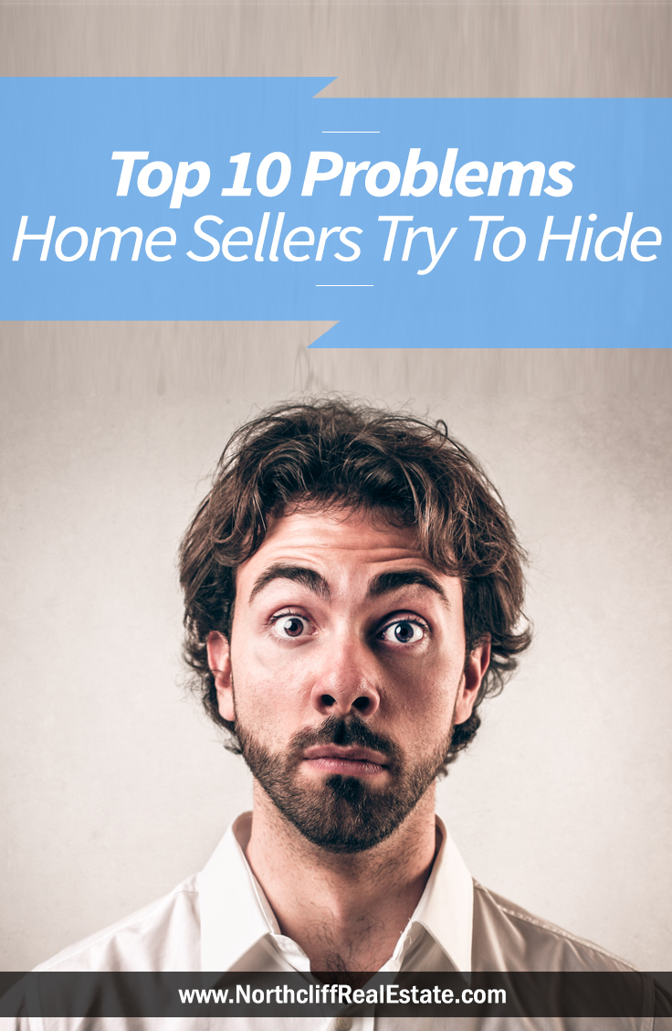 Top 10 Problems Home Sellers Try To Hide